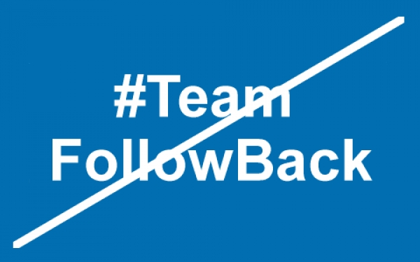 Grow Twitter Without Being TeamFollowBack